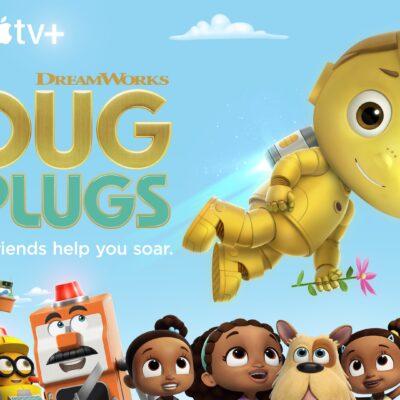 "AppleTV+ ""Doug Unplugs"" Free Activity Sheets"