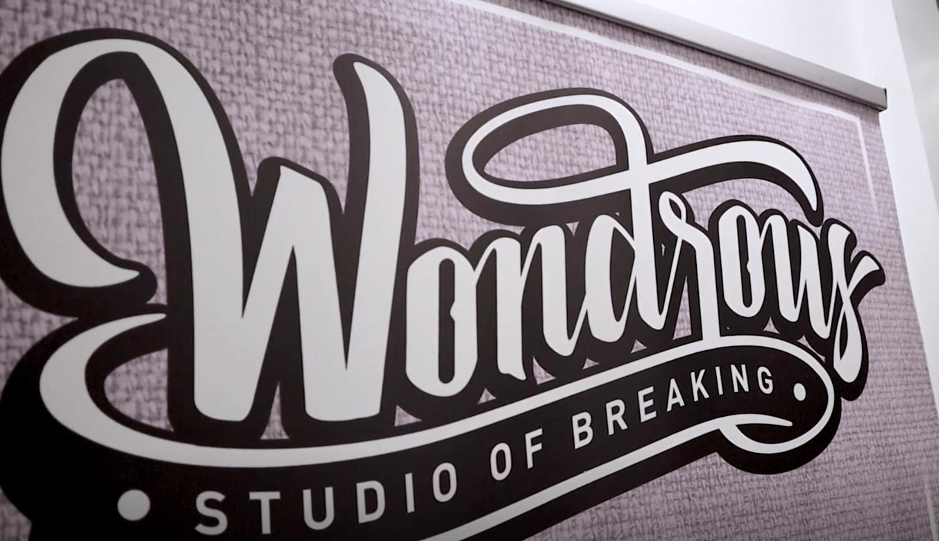 wonderous studio of breaking