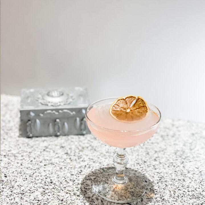 Zemo Turkish Delight Cocktail