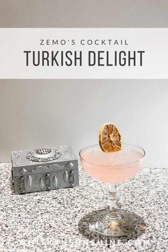 Zemo Turkish Delight Cocktail1