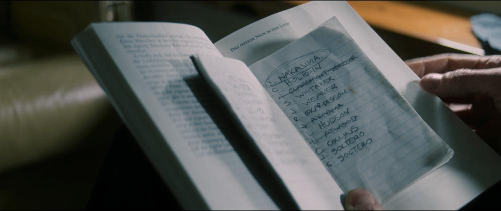 buckys amend list