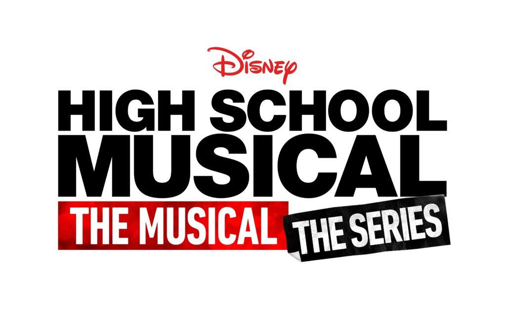 high school musical the musical the series logo