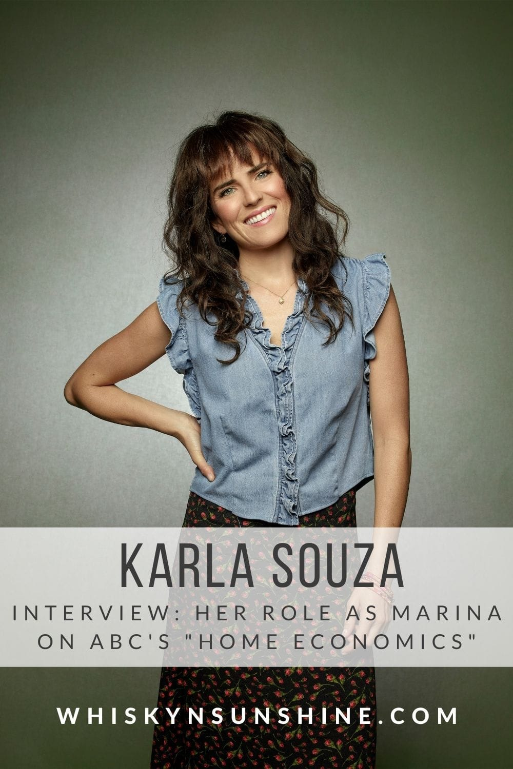 interview with karla souza