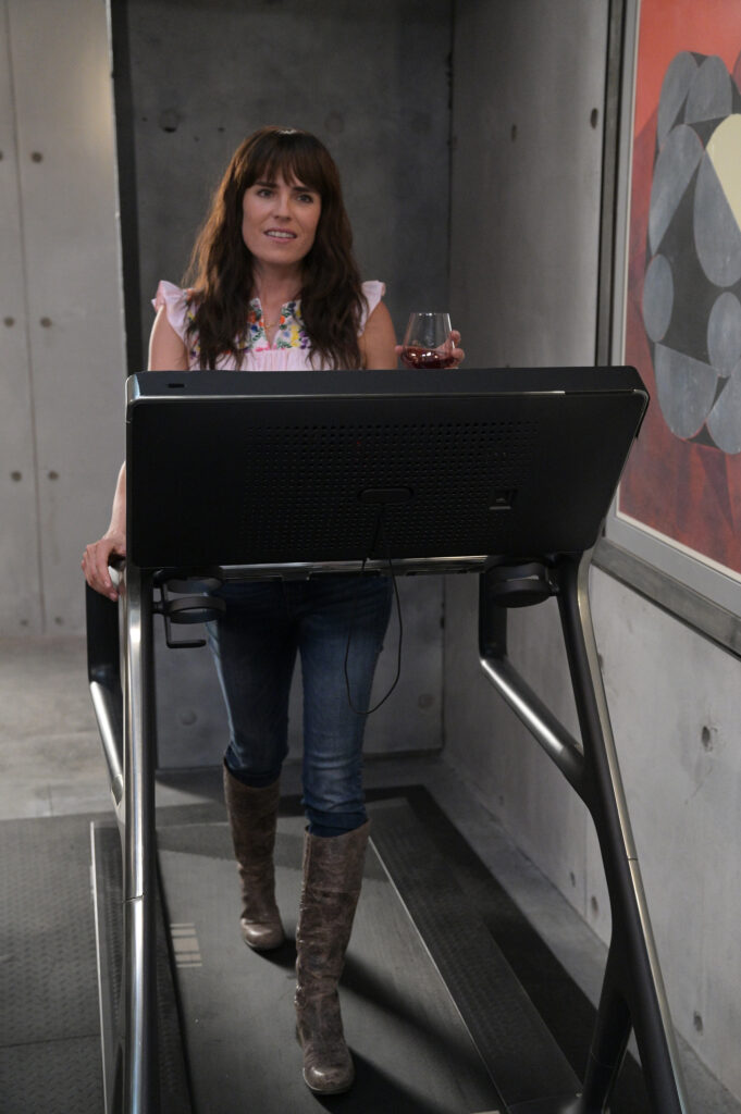 marina wine treadmill