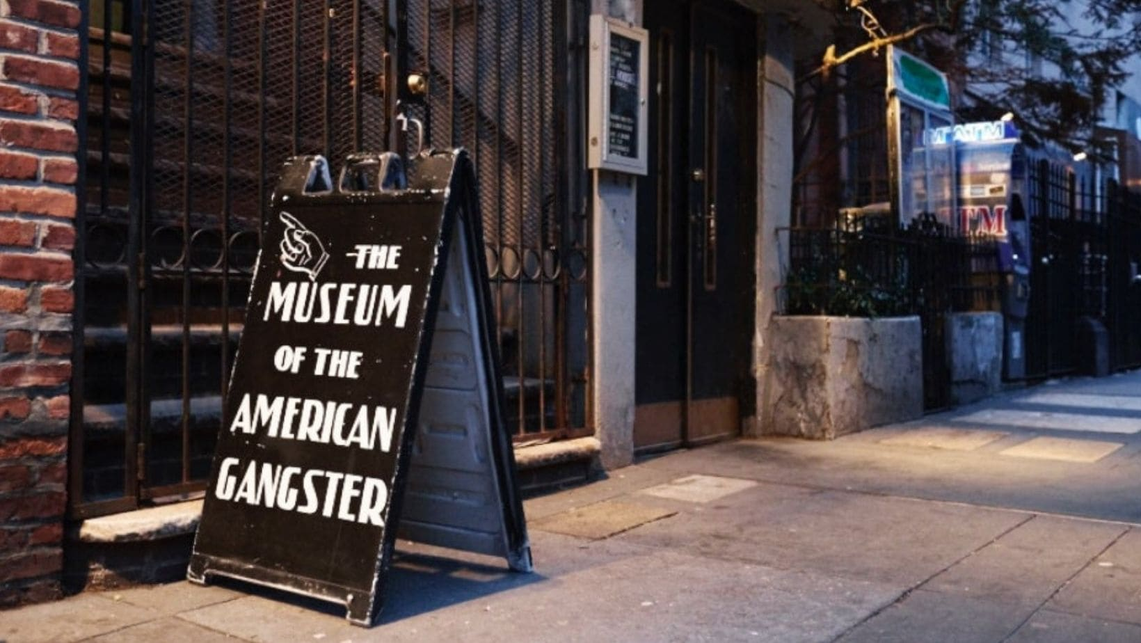 museum of american gangsters