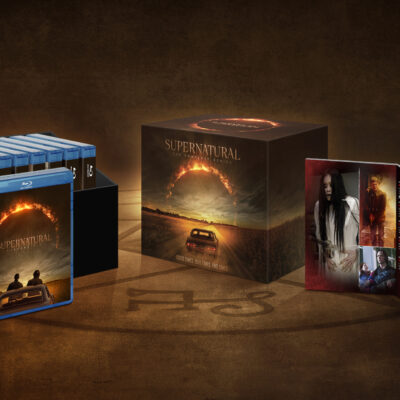 Celebrate 15 Seasons of Supernatural with Supernatural: The Complete SeriesCollectors Set