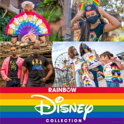 Disney Celebrates Pride Month 2021