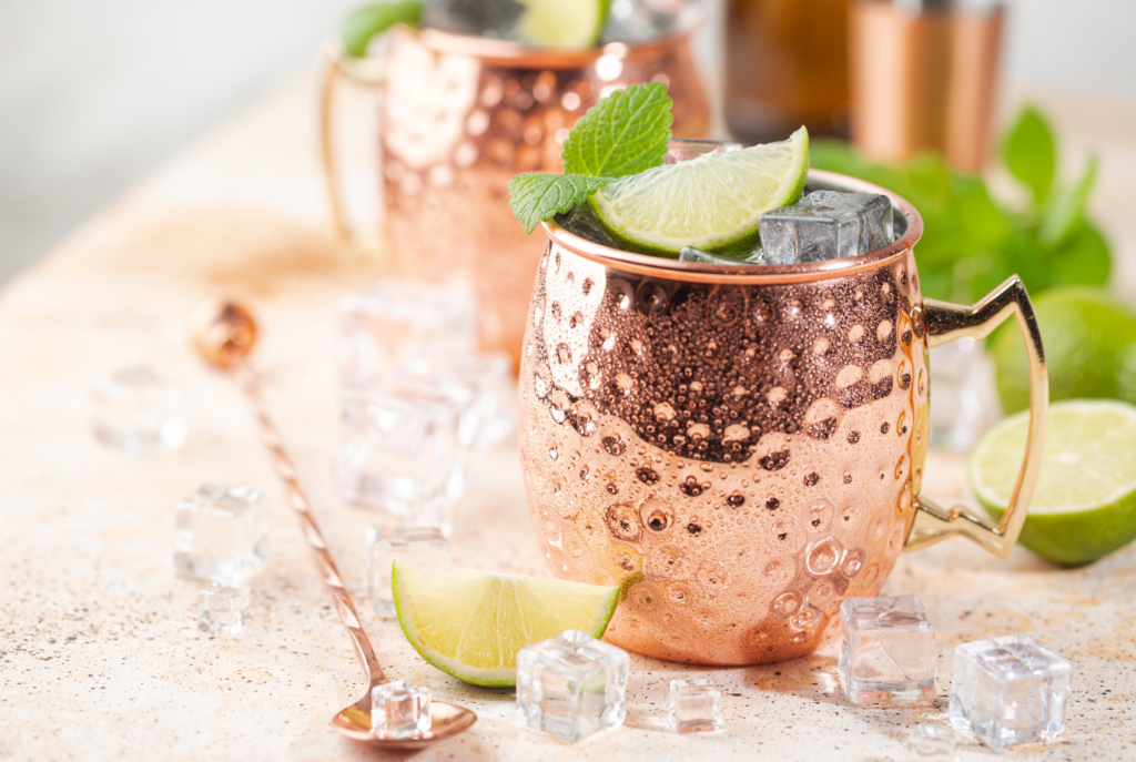 classic moscow mule canva pro