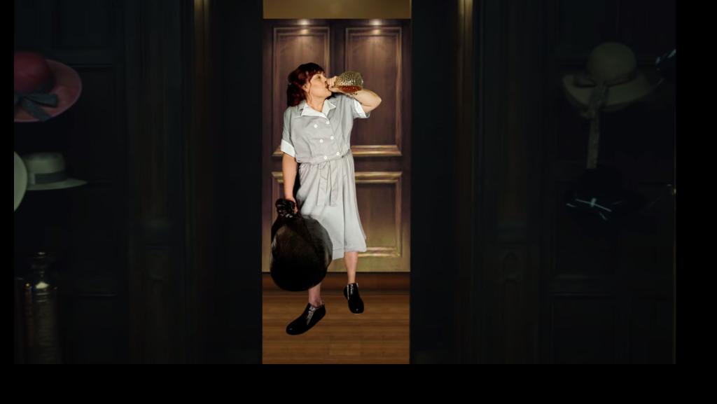 cruella maid disneybound