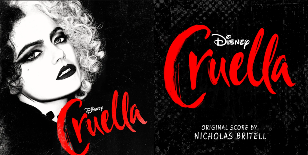 cruella soundtrack image