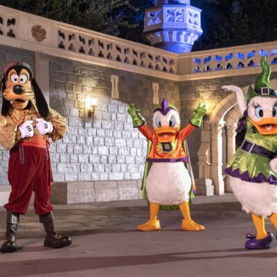 New Halloween-Themed 'Disney After Hours BOO BASH' Coming to Magic Kingdom