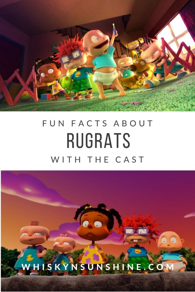 fun facts about rugrats from the cast