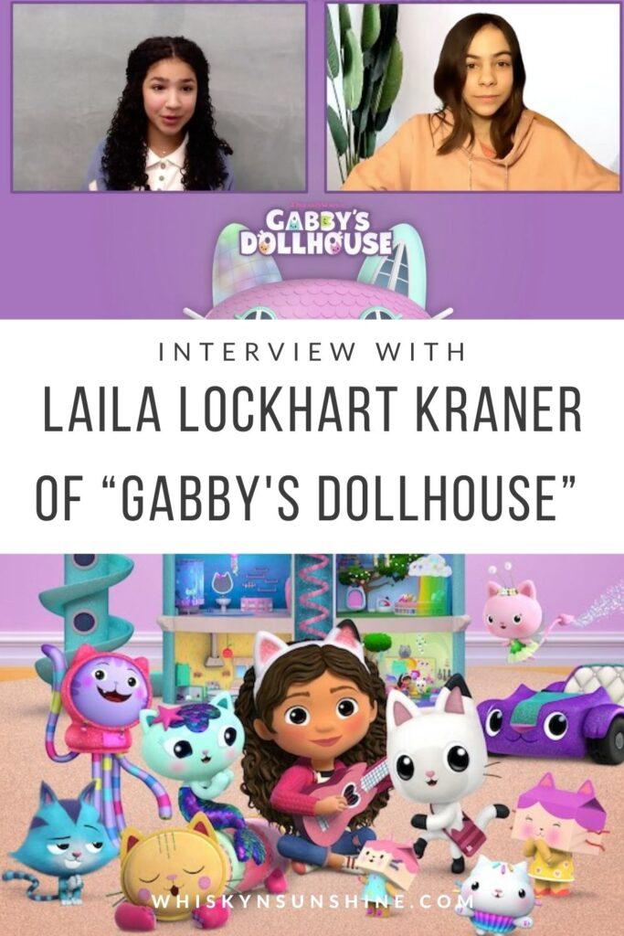 interview with Laila Lockhart Kraner of Gabbys Dollhouse