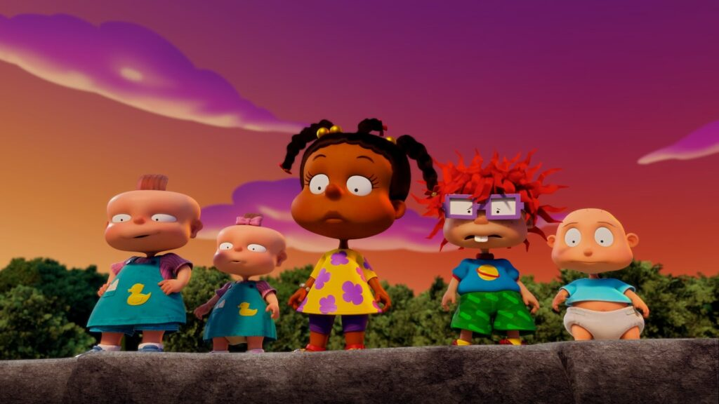 RUGRATS Second Time Around