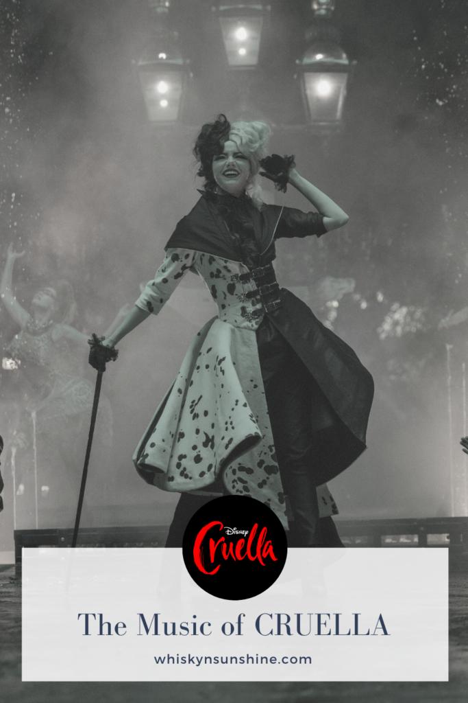 the music of cruella