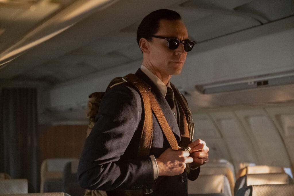 Loki as DB Cooper