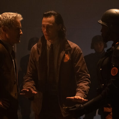 Tom Hiddleston Never Thought He'd Play Loki Again