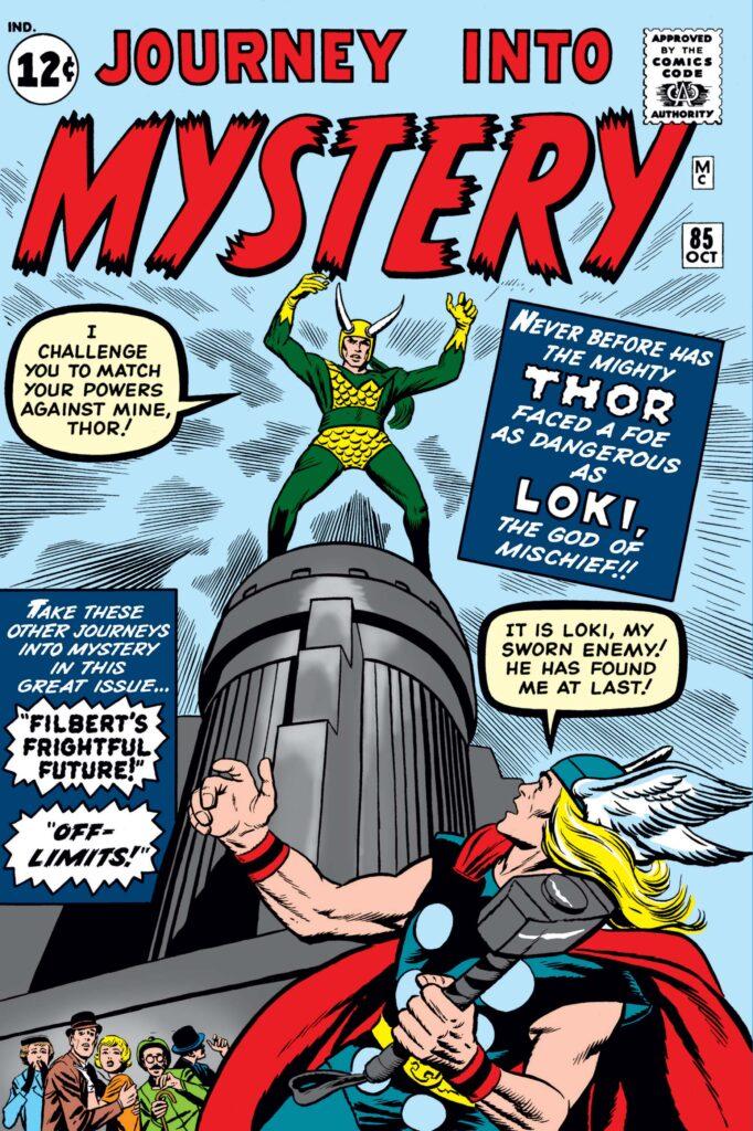 Journey into Mystery#85