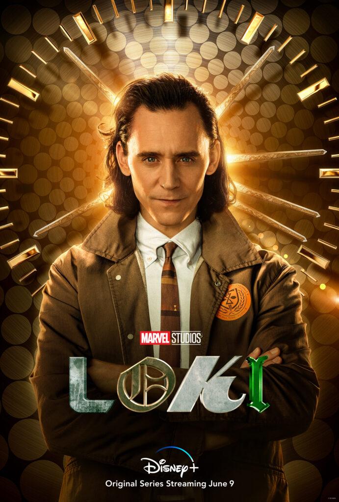 loki series on Disney+