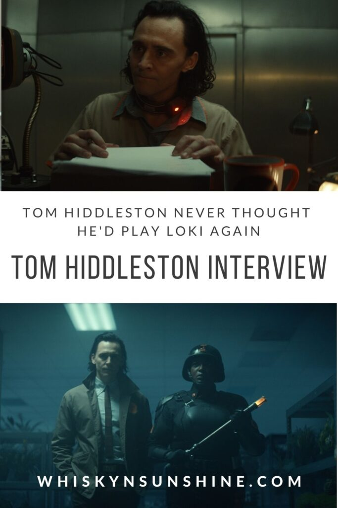 Tom Hiddleston Never Thought Hed Play Loki Again