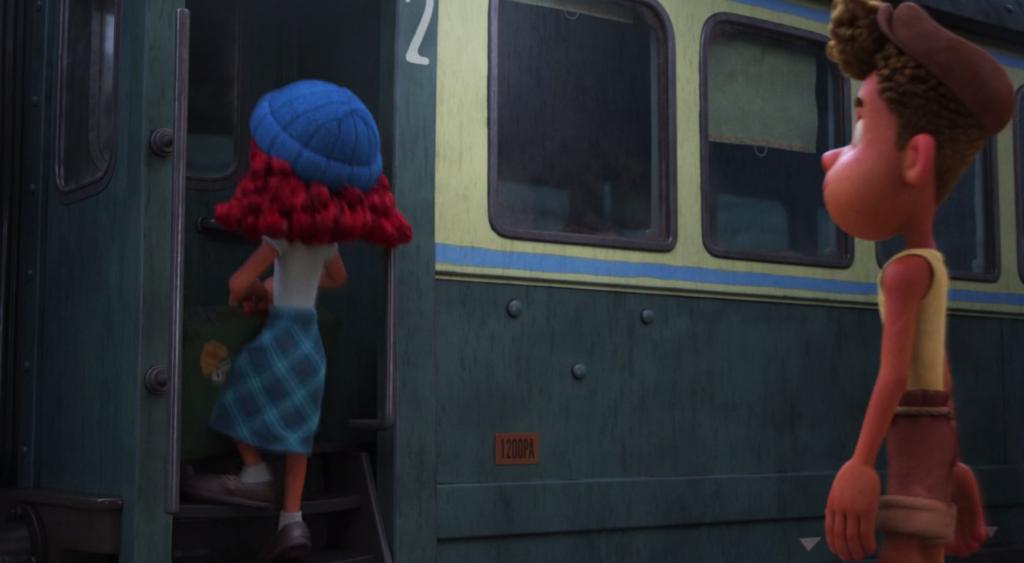 luca 12122 train car 1200PA