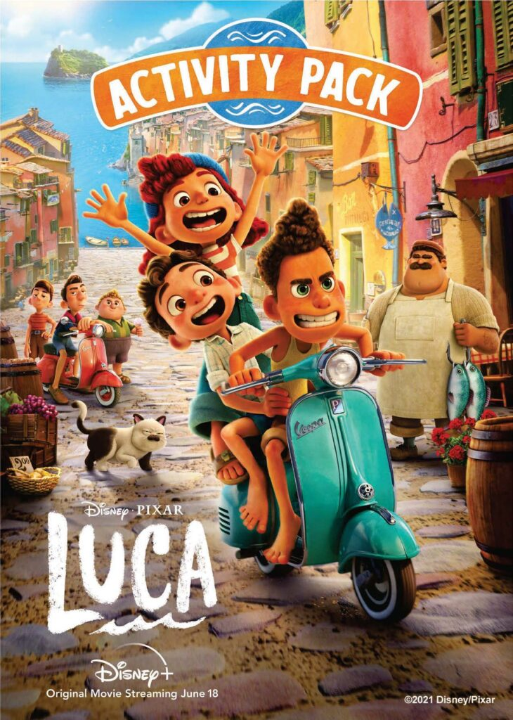 luca activity pack