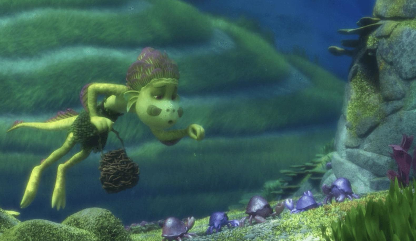 luca hermit crabs pixar short piper