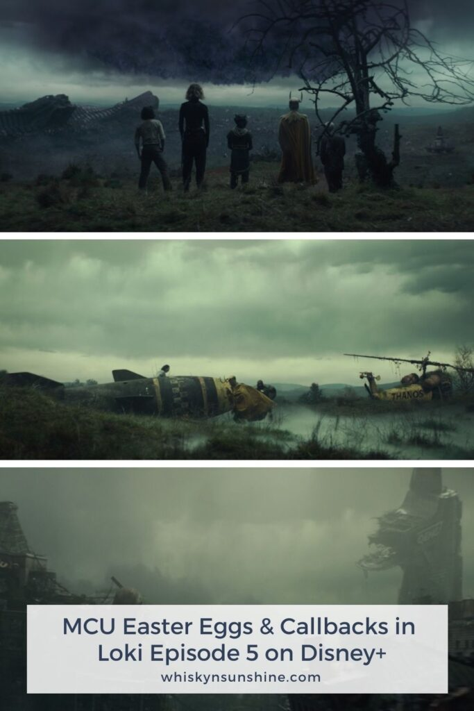 Loki Episode 5 Easter Eggs - MCU Easter Eggs & Callbacks in Loki Episode 5 on Disney+