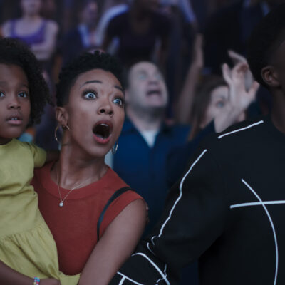 Space Jam A New Legacy – Sonequa Martin-Green Interview