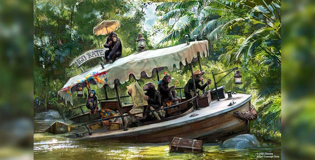 jungle cruise d23 update