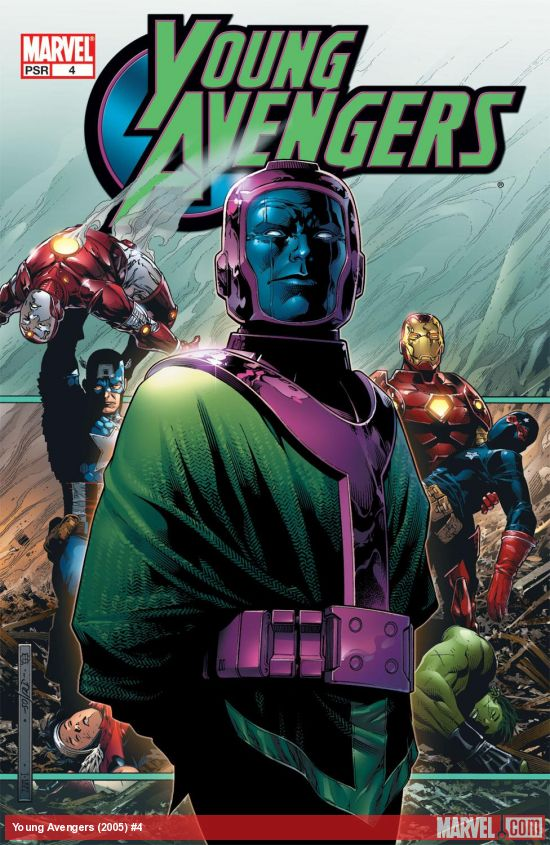 young avengers 4