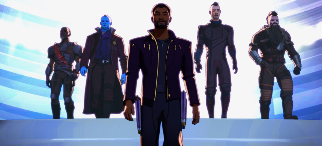 what if t'challa became star-lord?