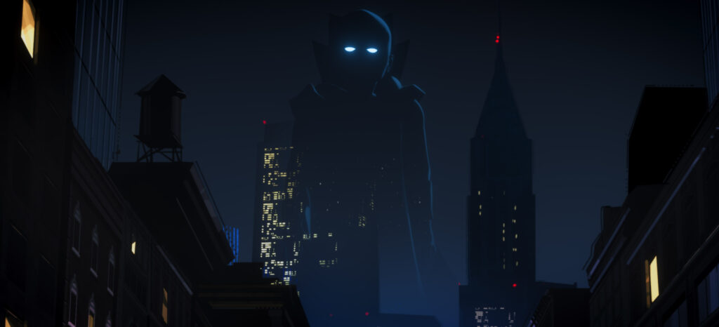 the watcher in what if episode 4