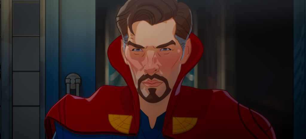dr strange in what if episode 4