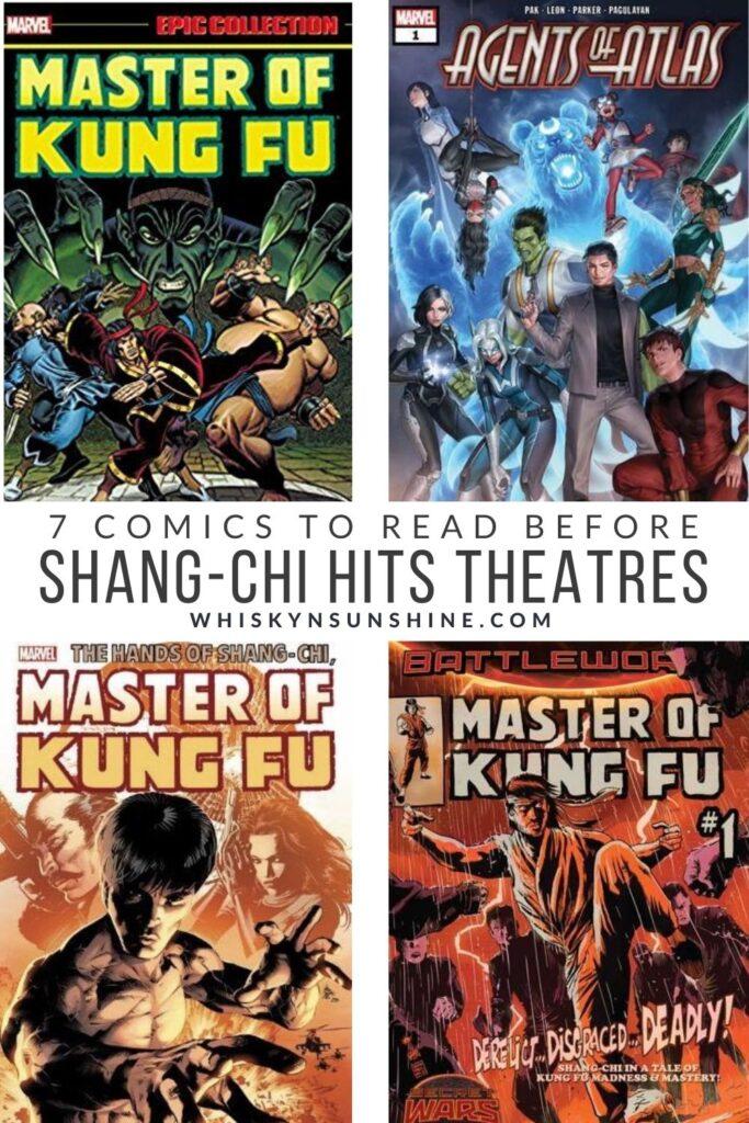 7 Comics to Read Before Shang-Chi Hits Theatres