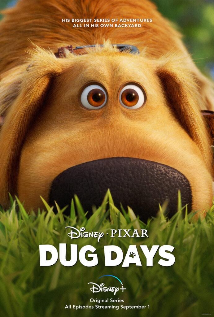 DUG DAYS poster