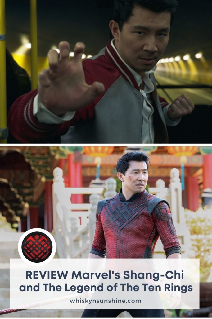 Marvels Shang-Chi and The Legend of The Ten Rings