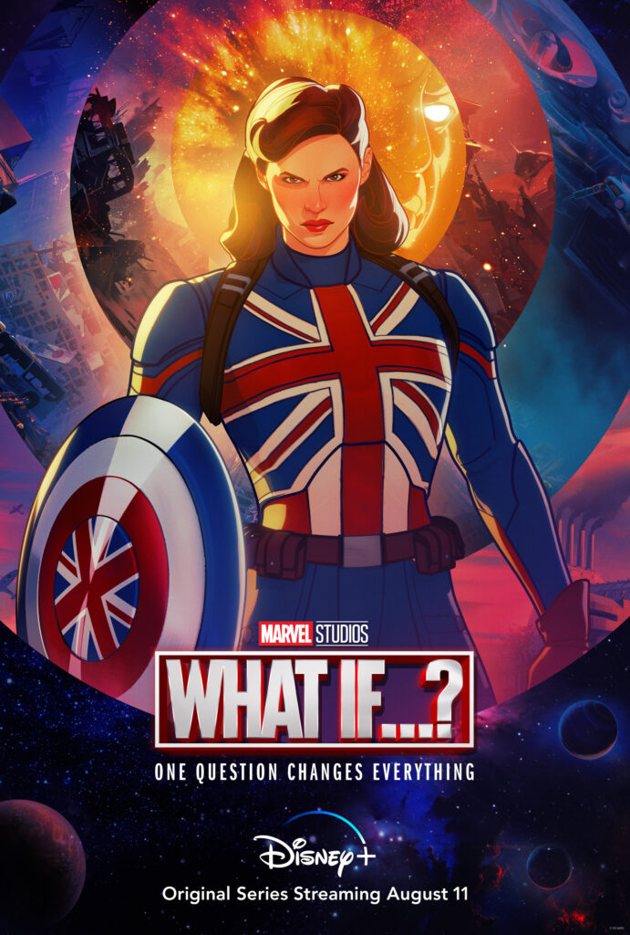 WHAT IF…? Captain Carter