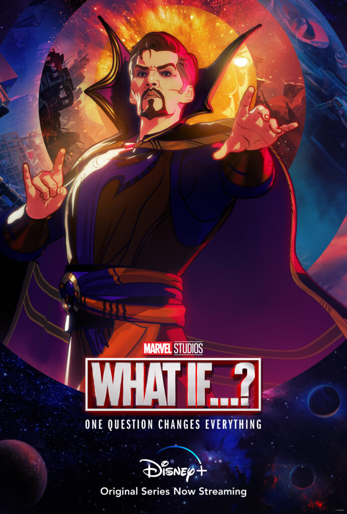 What If...? episode 4 poster