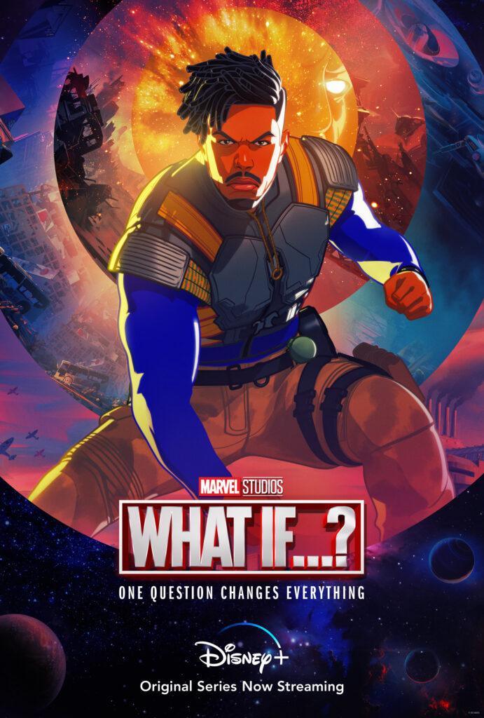 WHAT IF…? kilmonger rescued tony stark
