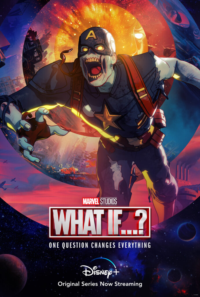 WHAT IF…? zombies