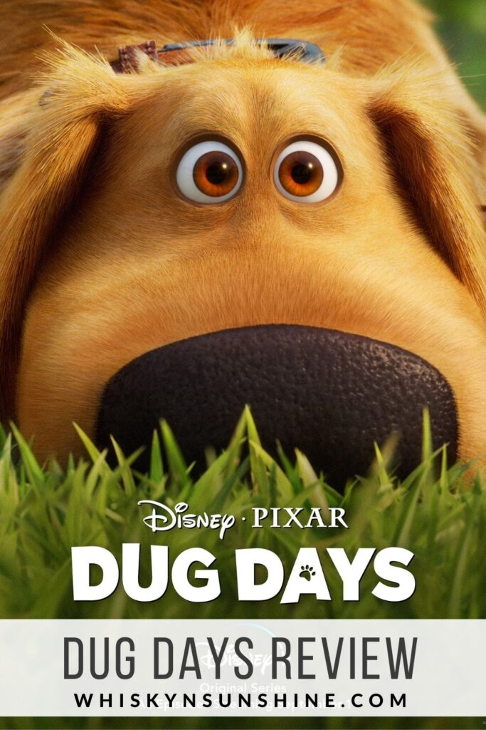 dug days review on disney+