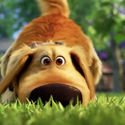 """Continue the Story of UP with Pixar's """"Dug Days"""" on Disney+"""