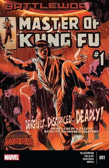 master of kung fu battleworld secret wars