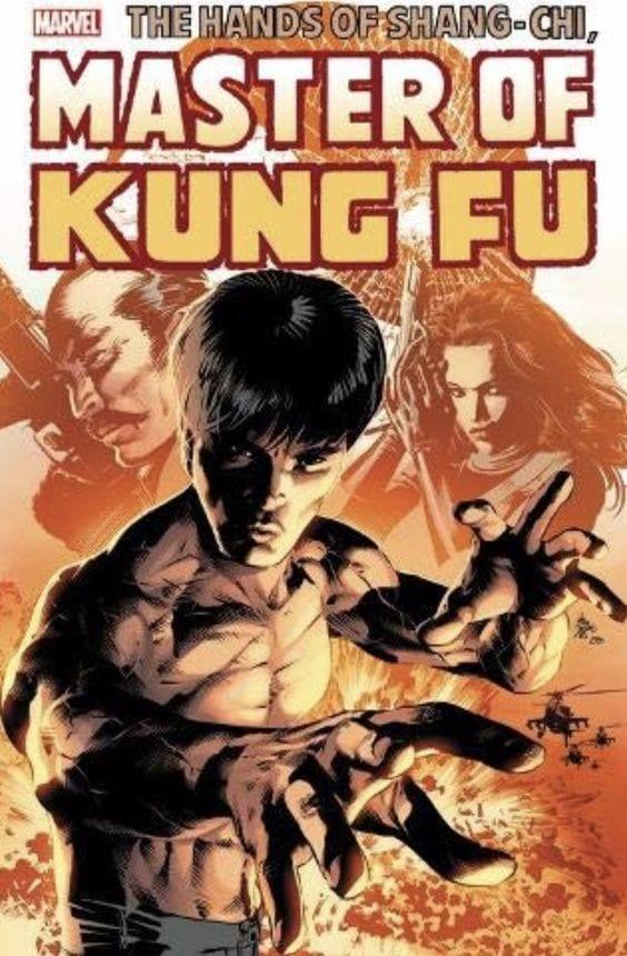 master of kung fu omnibus vol 3
