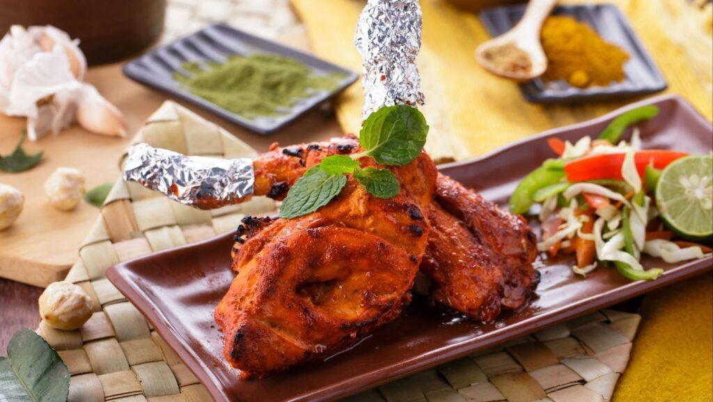 tandoori chicken - india - Top Food Destinations