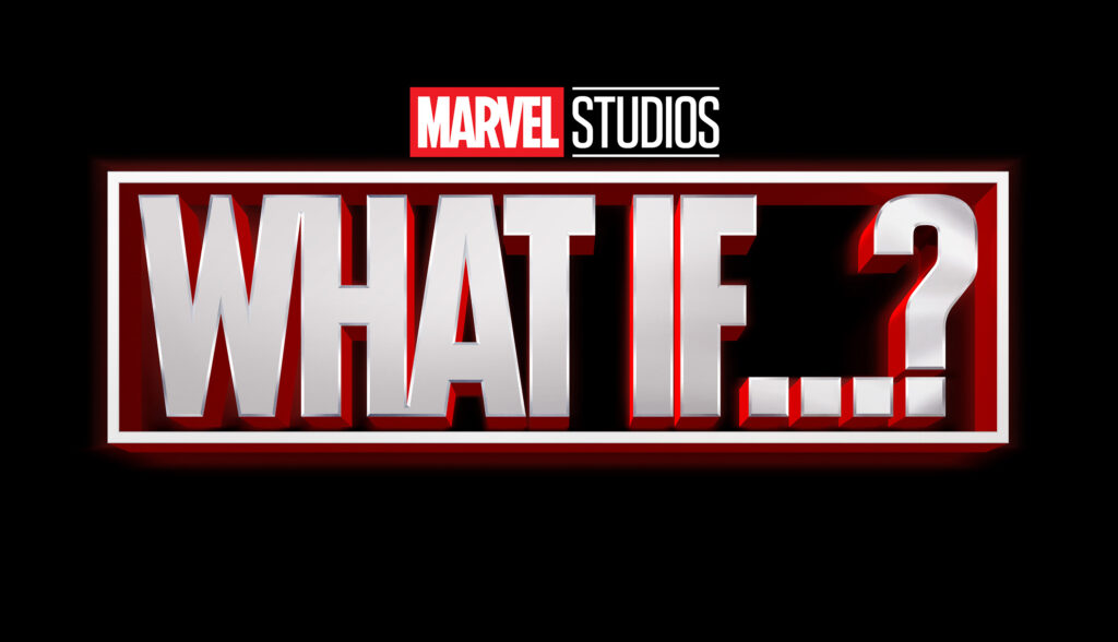"Marvel's ""What If...?"" logo"