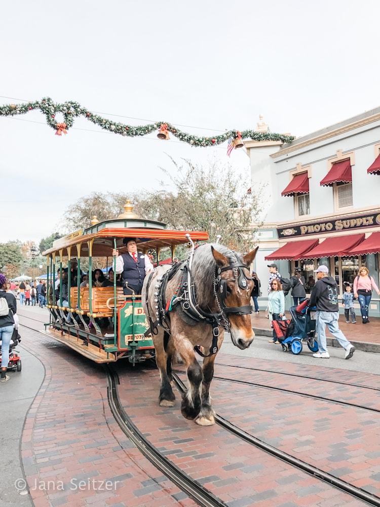 Disney Merriest Nites - Disneyland Holidays