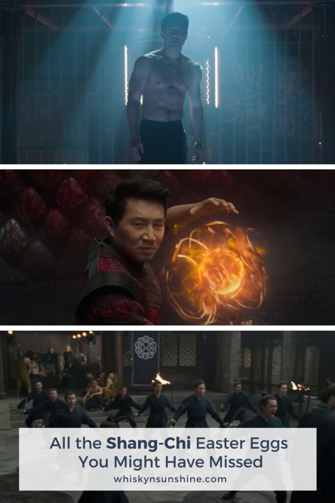 All the Shang-Chi Easter Eggs You Might Have Missed