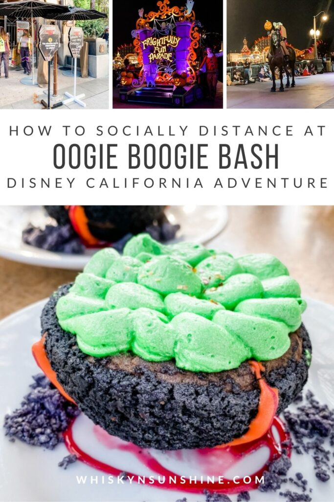 How to have a Socially Distanced Oogie Boogie Bash
